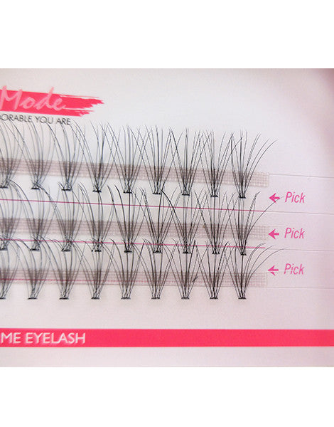 Misslamode 0.05mm 10 Hair Rapid Cluser Eyelash - Misslamode