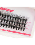 Misslamode 0.10mm 20 Hair Rapid Cluser Eyelash - Misslamode