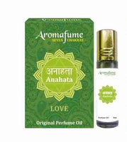 Aromafume 7 Chakra - Roll On Perfume Oil - Anahata Heart - NEW**