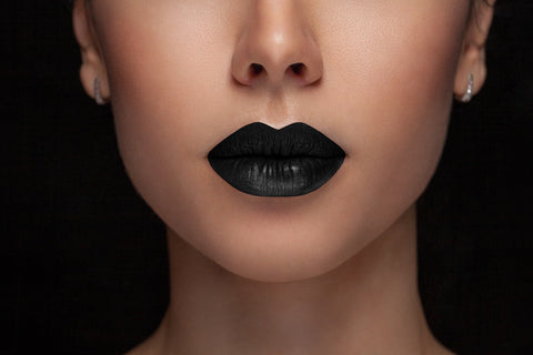 Blacklist (Black Daiquiri) Semi Matte Liquid Lipgloss - Glamorous Chicks Cosmetics