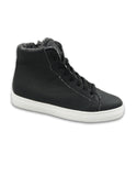 sneaker black vegan Pet Recycled BellaStoria