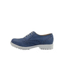 oxford vegan shoes BS17MAT-BLU BellaStoria