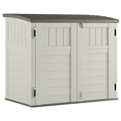 Suncast - 34ft Kensington 6 Horizontal Shed