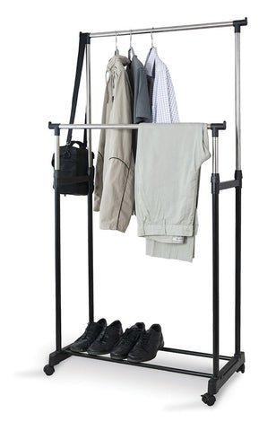 MisterPack Double Clothes Rack