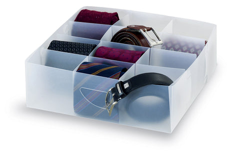 DomoPak 12 Compartment Drawer Divider