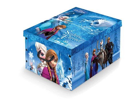 DomoPak Disney Box with handles Frozen