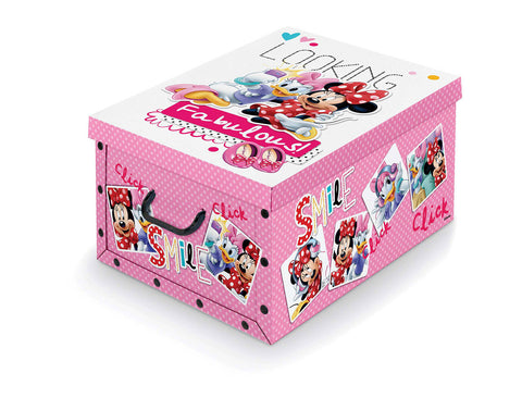 DomoPak Disney Box with handles Minnie