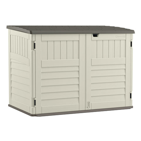 Suncast 70ft Kensington 8 Horizontal Shed