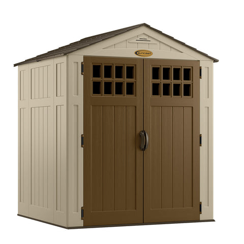 Suncast 196ft Adlington 4, 6x5 Shed