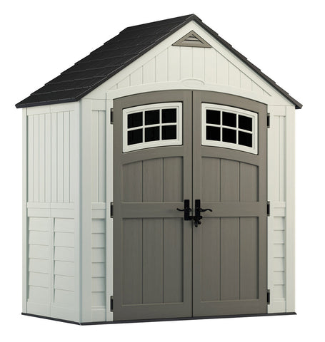 Suncast 171ft Cascade 7x4 Shed