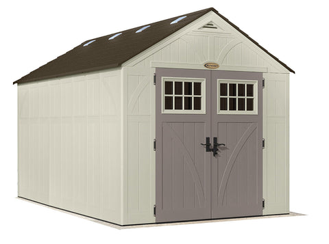 Suncast 715ft Tremount 2, 8x13 Shed