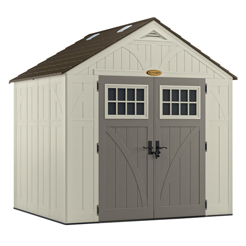 Suncast 378ft Tremount 4, 8x7 Shed