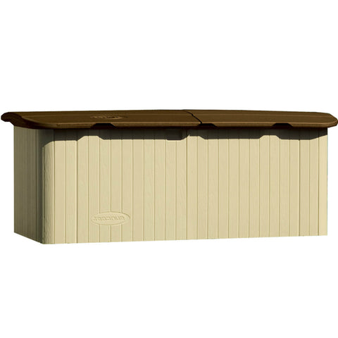 Suncast - 62ft Kensington 5 Horizontal Shed