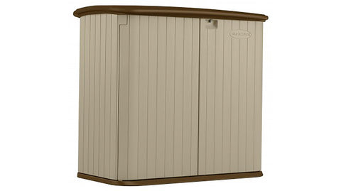 Suncast 32ft Kensington 4 Horizontal Shed