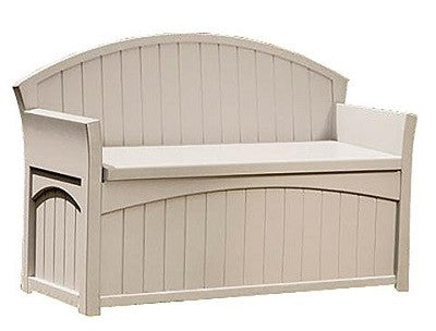 Suncast - 189 Litre Patio Bench