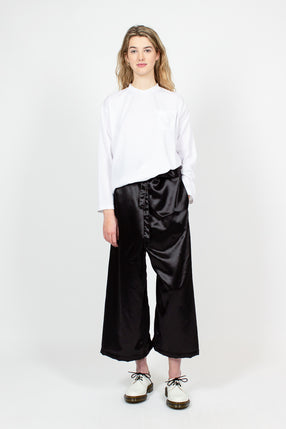 Fisherman Sateen Pants