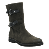 CAUSEWAY in SABLE Mid-Shaft Boots