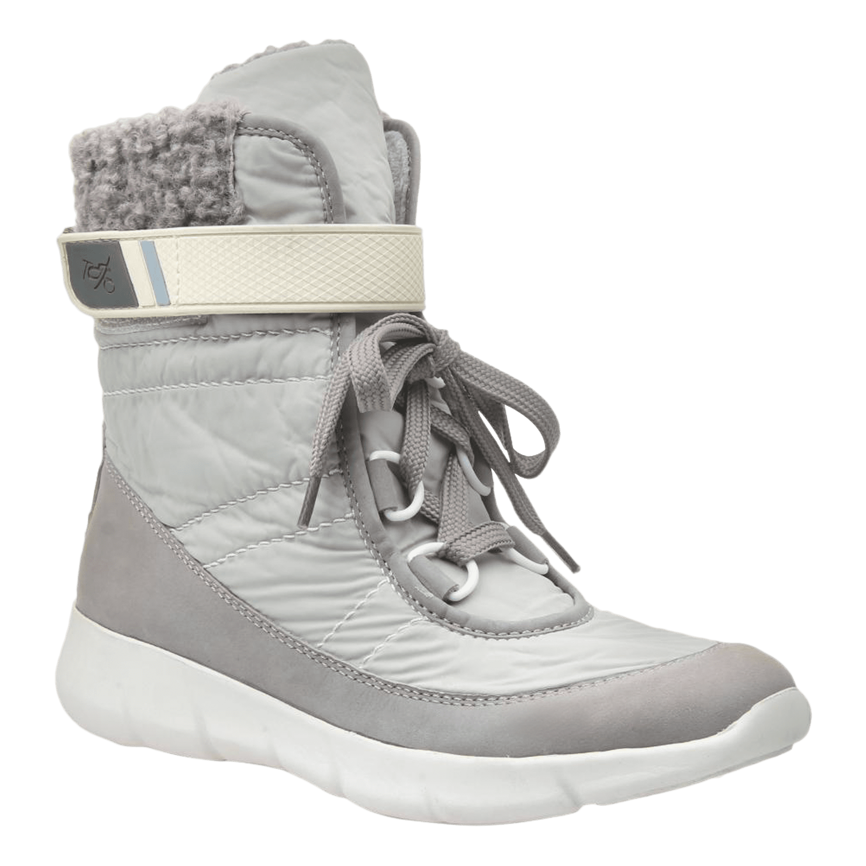 PIONEER in DARK PEWTER Cold Weather Boots