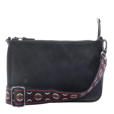 TULUM in SOFT BLACK Handbags