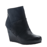 DHARMA in BLACK Ankle Boots