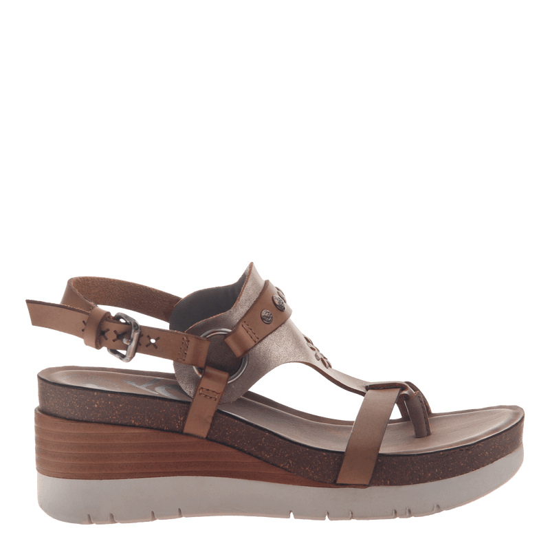 Womens maverick new taupe sandals