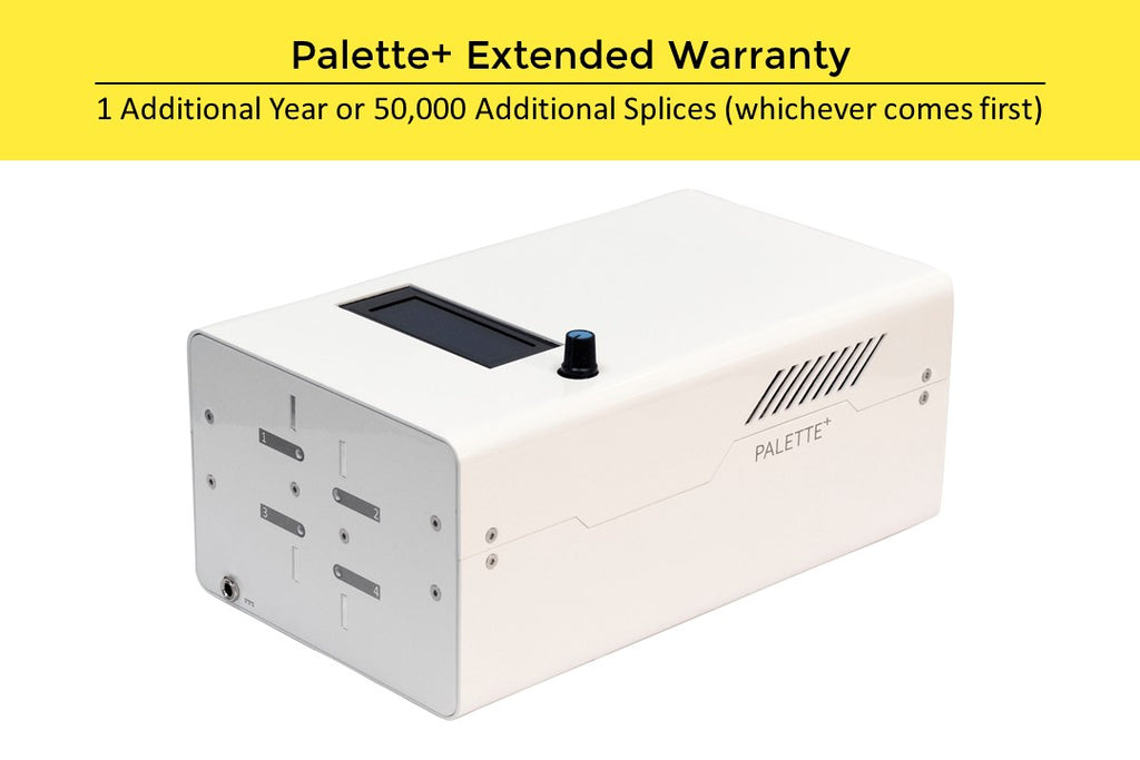 Palette+ Extended Warranty (1 additional year or 50,000 additional splices)