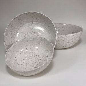 Speckled Nesting Bowl Set - Miller & Co. Wood Studio
