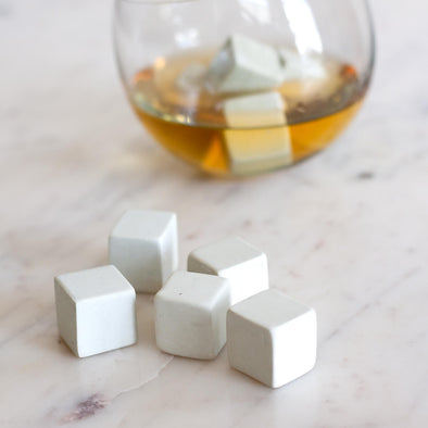 Artisan Made Whiskey Stones - Set of 9