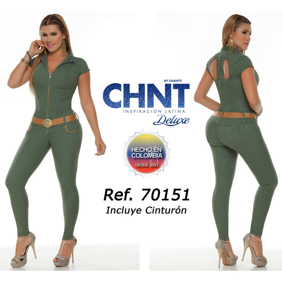 Jumpsuit CHNT - awesome jeans colombia
