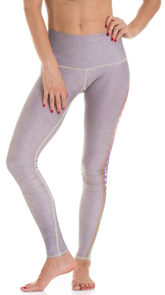 Rainbow Moon Legging