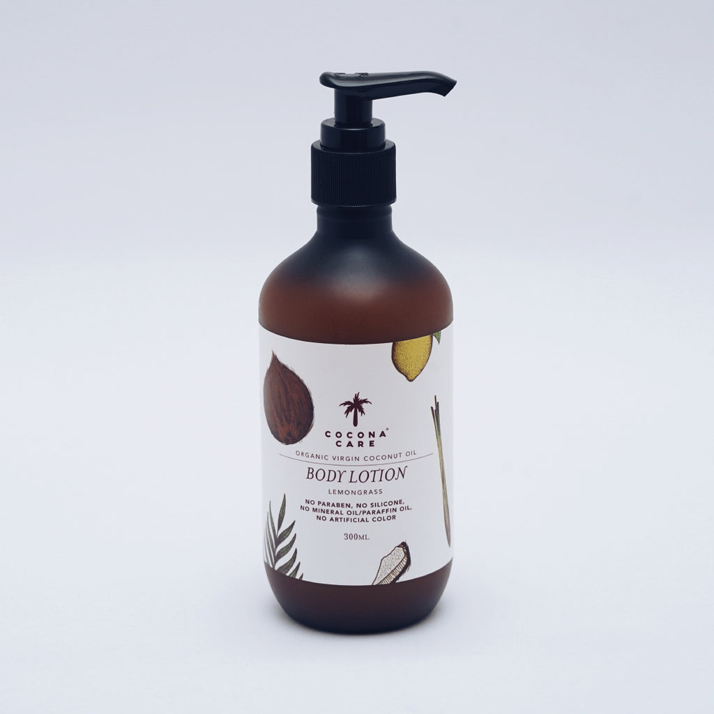 Cocona Body Lotion Lemongrass