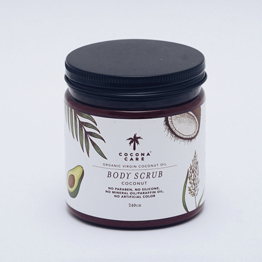 Body Scrub Coconut