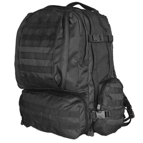 Fox Bags: Advanced 3-Day Combat Pack Black
