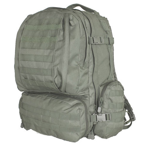 Fox Bags: Advanced 3-Day Combat Pack Foliage Green