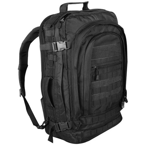 Fox Bags: Jumbo Modular Field Pack Black