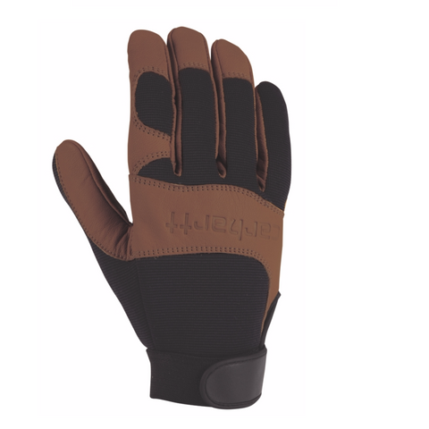 Carhartt Gloves: Men's The Dex Touch Glove Brown