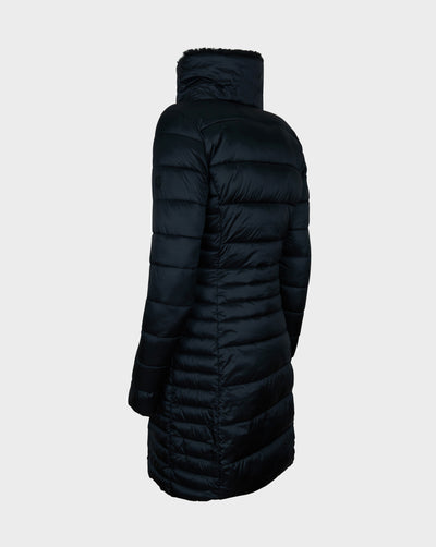 Womens IRIS Winter Coat in Black