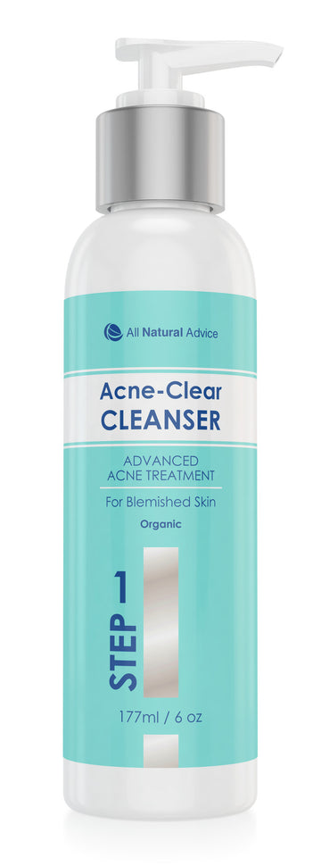 Advanced Acne-Clear Cleanser  - 177 ml