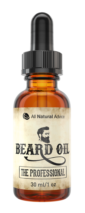 Beard Oil - The Professional