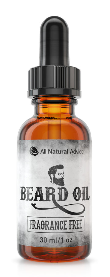 Beard Oil - Fragrance Free