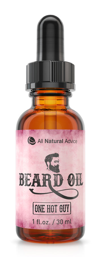 Beard Oil - One Hot Guy