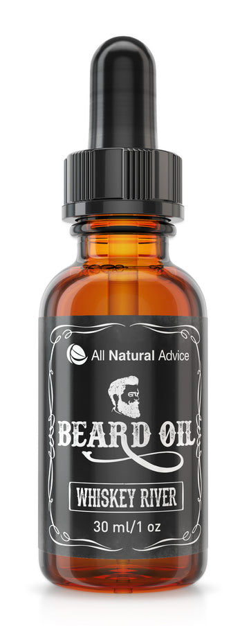Beard Oil - Whisky River