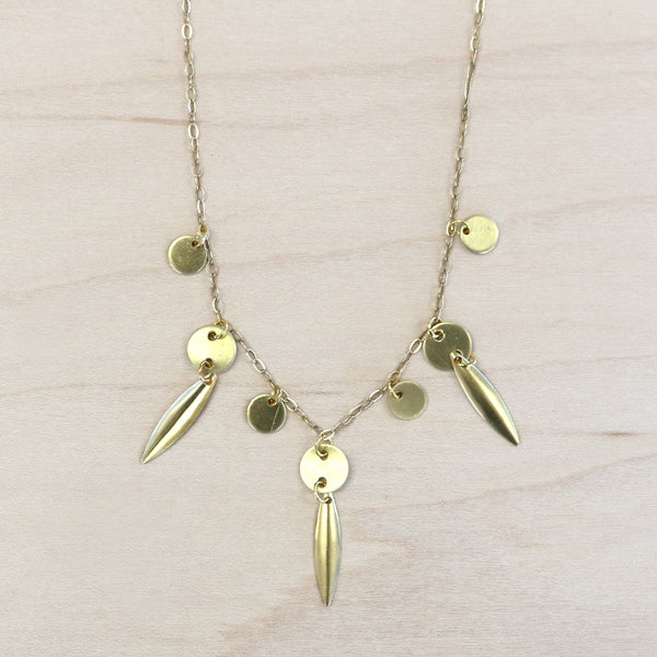 The Jacklyn -  Necklace