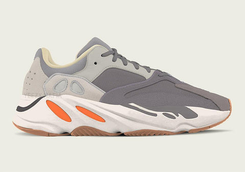 "A new adidas Yeezy 700 ""Magnet"" colorway surfaces"