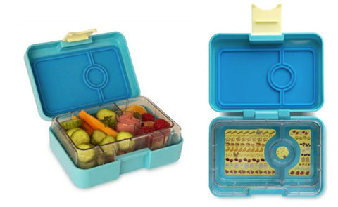 Yumbox: Cannes Blue MiniSnack