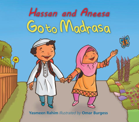Hassan and Anessa go to Madrasa