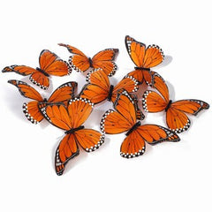 Monarch Butterfly Garland (Medium)