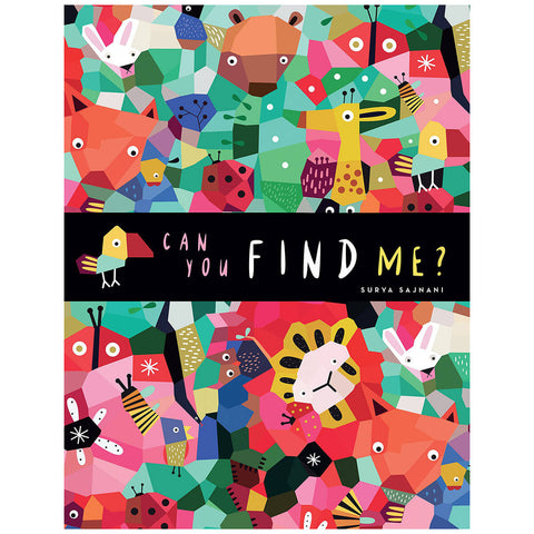 Animosaics: Can You Find Me? by Surya Sajnani - Junior Edition