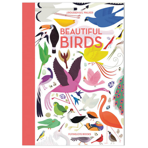 Beautiful Birds by Jean Roussen & Emmanuelle Walker - Junior Edition