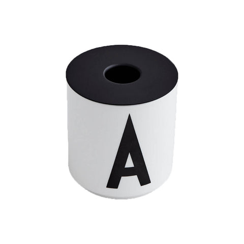Arne Jacobsen Candle Holder Insert for Porcelain Cup by Design Letters - Junior Edition
